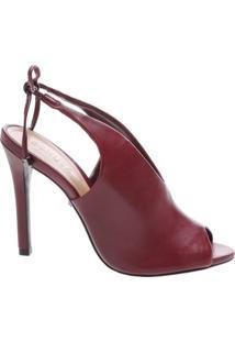 Sandal Boot Wine | Schutz