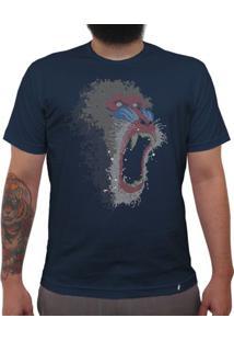 Mandrillus Sphinx - Camiseta Clássica Masculina