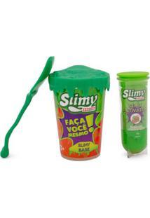 Conjunto De Acessórios - Faça Seu Slimy - Série Verde - Toyng