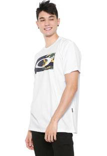 Camiseta Oakley Mod Shared Branco