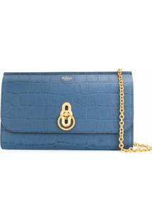 Mulberry Amberley Shoulder Bag - Azul