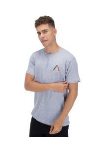 Camiseta O'Neill Keen - Masculina - Cinza