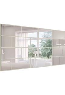 Espelho Decorativo Davi (140X70) Off White