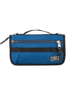 As2Ov Clutch 'Eclusive Ballistic' - Azul