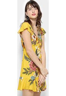 579daf398 Vestido Farm Floral feminino