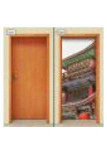 Adesivo Decorativo De Porta - China - 1295Cnpt
