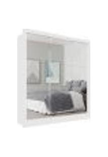 Guarda-Roupa Casal Luiza 3 Pt 2 Gv Com 3 Espelhos Branco
