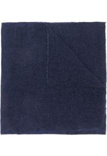 Faliero Sarti Cachecol De Cashmere - Azul