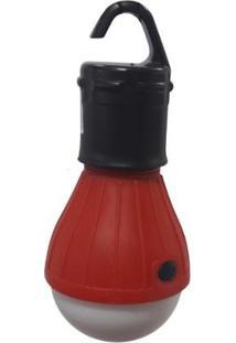 Luminária Lâmpada Alfacell All51118 3 Leds A Pilha - Unissex