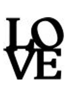 Adesivo De Parede - Love - 013Rm-G
