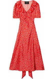 Marc Jacobs Vestido Love - Vermelho