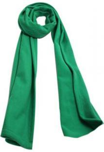 Cachecol Smm Acessórios Soft Verde Bandeira