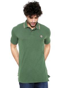 Camisa Polo Redley Originals Verde