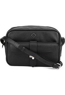 Bolsa Capodarte Relax Mini Bag Feminina - Feminino-Preto