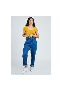 Calça Jeans Clochard Gang Feminina