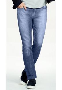 Calça Masculina Hering Em Jeans Super Skinny