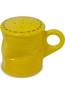 Saleiro 90Gr– Mondoceram Gourmet - Amarelo