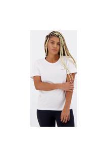 Camiseta Olympikus Comfy Feminina Branca