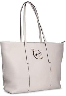 Bolsa Saad Shopper Floater Branco
