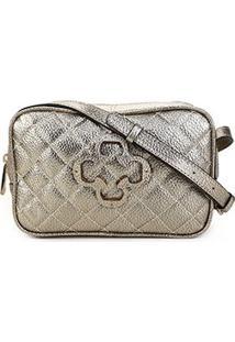 Bolsa Couro Capodarte Mini Bag Feminina - Feminino