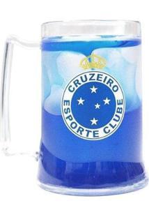 Caneca Gel Do Cruzeiro 400 Ml - Unissex