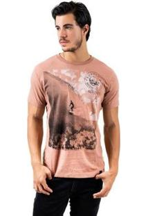 Camiseta Aes 1975 High Wave Masculina - Masculino