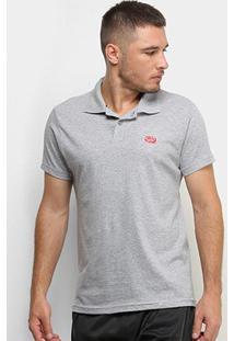 Camisa Polo Ecko Masculina - Masculino-Mescla