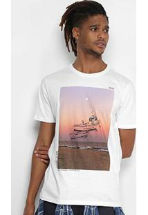 Camiseta Redley Silk Sailin Masculina - Masculino