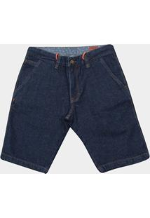 Bermuda Jeans New Skate Nff Standard Generation Masculina - Masculino