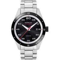 94fe443df36 Relógio Montblanc Masculino Aço - 116060 Vivara