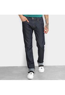 Calça Jeans Slim Colcci Masculino - Masculino-Azul