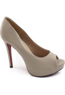 Peep Toe Numeração Especial Sapato Show - 740416E
