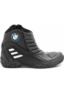 Bota Motociclista Atron Shoes Bmw - Masculino