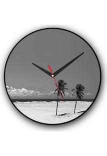 Relógio De Parede Colours Creative Photo Decor Decorativo, Criativo E Diferente - Mangue Seco