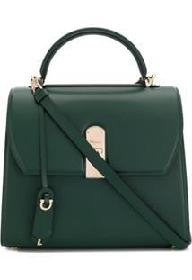 Salvatore Ferragamo Boxyz Shoulder Bag - Verde