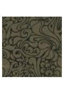 Papel De Parede New Fantasy 56106 Cinza Azulado Com Estampa Contendo Arabesco, Moderno