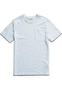 Camiseta Mixed Signals Branco Etnies - Masculino
