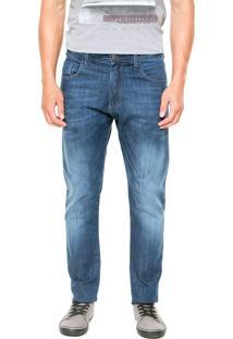 Calça Jeans Sommer Henrique Slim Azul