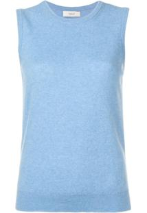 Pringle Of Scotland Blusa De Tricô - Azul