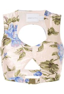 Alice Mccall Wild Flowers Top - Rosa