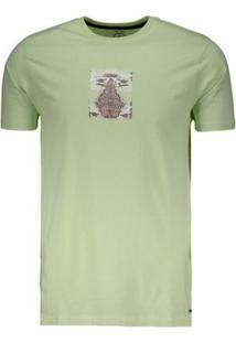 Camiseta Volcom Digi Pool Masculina - Masculino