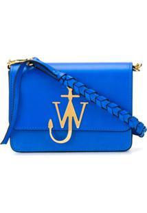 Jw Anderson Anchor Box Bag - Azul