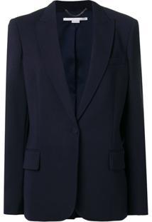 Stella Mccartney Single-Breasted Blazer - Azul