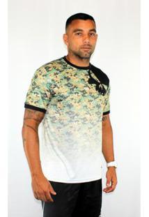 Camisa De Elite Caveira Tamanho G - Masculino