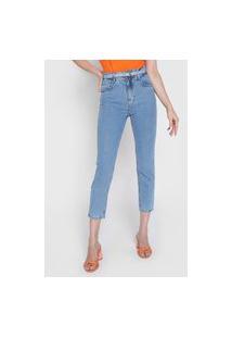 Calça Jeans Forum Slim Lola Azul