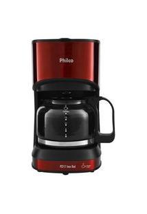 Cafeteira Philco Inox Red Pcf17 110V