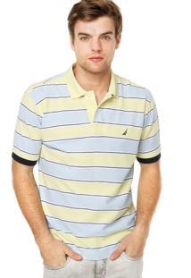 Camisa Polo Nautica Listrada