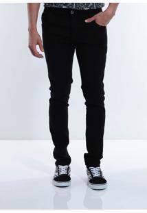 Calça Sarja Skinny Masculina Max Denim