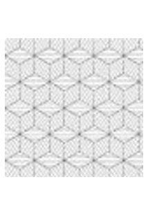 Papel De Parede Adesivo 3D Geométrico 237661555 Rolo 0,58X3M