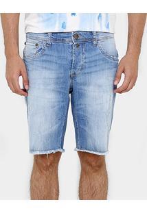 Bermuda Jeans Colcci Benjamin Slim - Masculino